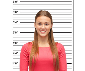 Mugshot Backdrop Height Chart