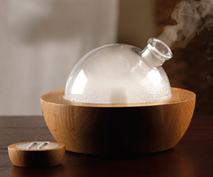 Musical Handcrafted Essential Oil Diffuser