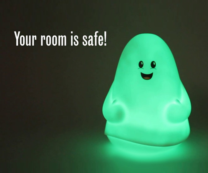 myBOO - Ghost Hunter Mood Light