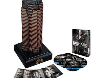 Nakatomi Plaza Die Hard Blu-Ray Collection