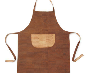 Natural Cork Apron