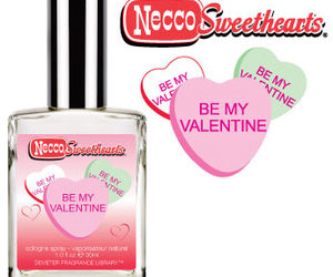 Necco Sweethearts - Be My Valentine Cologne Spray