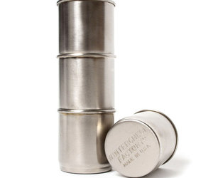 Nesting Steel Shot Glasses