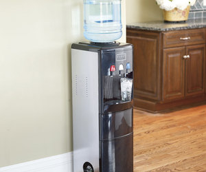 NewAir Watercooler with Built-In Ice Maker