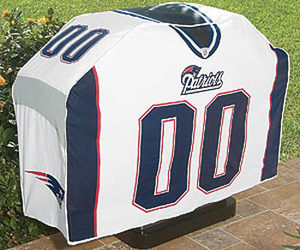NFL Uniform Grill Covers