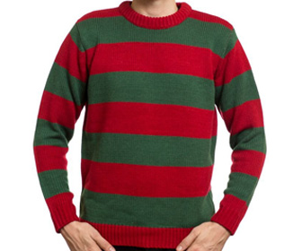 A Nightmare On Elm Street Freddy Krueger Sweater