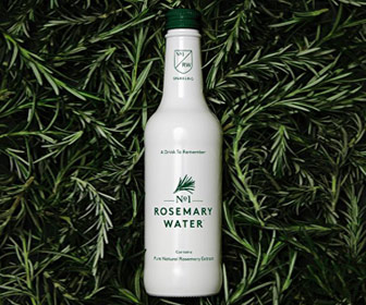 No.1 Rosemary Water - The Secret to a Long Healthy Life?