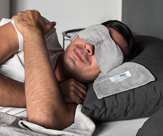 NodPod - Weighted Sleep Mask