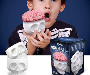 Nomskulls - Creepy Cupcake Molds