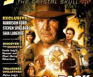 Official Movie Magazine - Indiana Jones and the Kingdom of the Crystal Skull