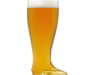 Oktoberfest Glass Beer Boots