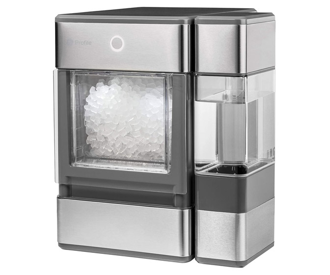Opal Nugget Ice Maker - Makes Soft Yet Crunchy Chewable Ice Cubes