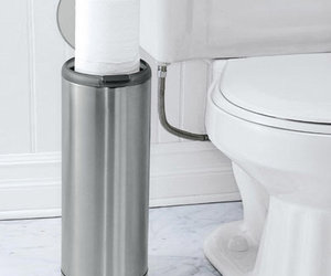 OXO Pop-Up Toilet Paper Holder