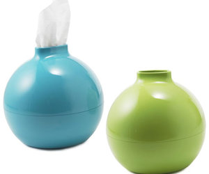 Paper Pot - Tissue Dispensers