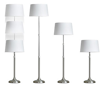 Perfect Height Floor Lamp