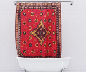 Persian Rug Shower Curtain