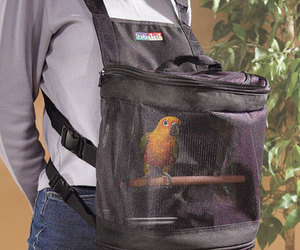 Pet Pocket Bird Carrier
