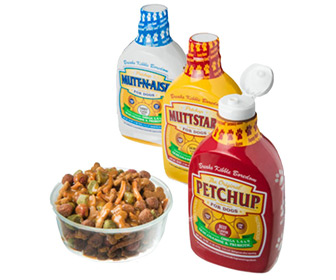 Petchup - Tasty Nutritional Condiments For Dogs