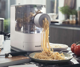 Philips Fully-Automatic Compact Pasta Maker