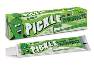 Pickle Toothpaste