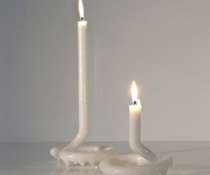 Pique and Double Pique Candles - No Candlestick Needed!