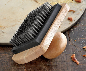 Pizza Stone Scrubber Brush
