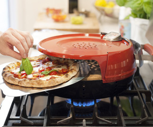 Pizzacraft Pizzeria Pronto - Stovetop Pizza Oven