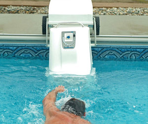 Pool Treadmill -  Portable Swim Current Generator