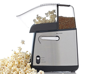 Popcorn On Demand - Hot Air Popcorn Popper