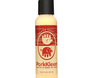 PorkKleen - Bacon Scented Hand Sanitizer