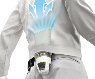 Portable Shirt or Jacket Air Conditioner