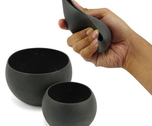 Portable Squishy Bowl Set