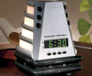 Progression Wake Up Clock - Awaken Your Senses!