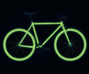 Pure Fix Zulu - Fully Glow-in-the-Dark Bicycle
