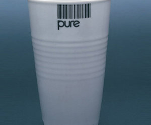 Pure - Porcelain Dixie Cup