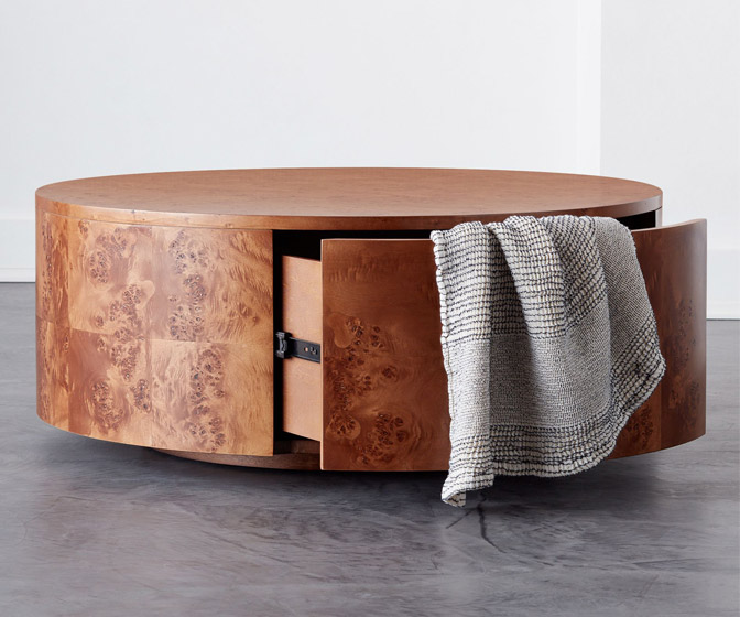 Purl Rotating Coffee Table