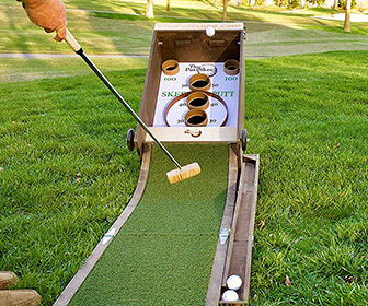 PuttSkee - Putting and SkeeBall All-in-One