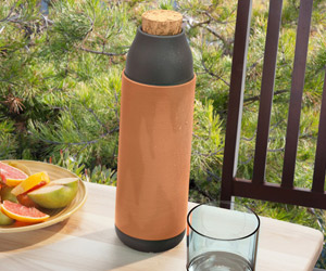 Quirky Terra - Auto-Cooling Carafe