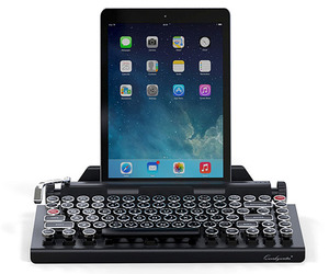 QwerkyWriter - Bluetooth Typewriter Keyboard