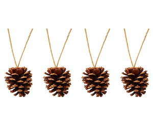 Real Pine Cone Air Fresheners