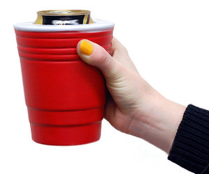 Red Cup Koozie
