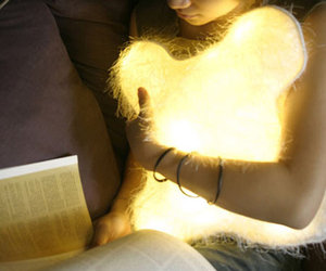ReiHuggable Glowing Pillow