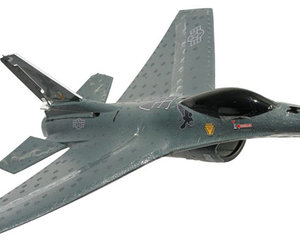 Remote-Controlled F-16 Fighting Falcon Ducted Fan Jet