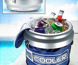 Remote-Controlled Portable Drink Cooler