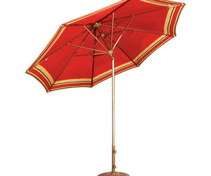 Remote Controlled Market Umbrella