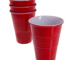 Reusable Plastic Cups