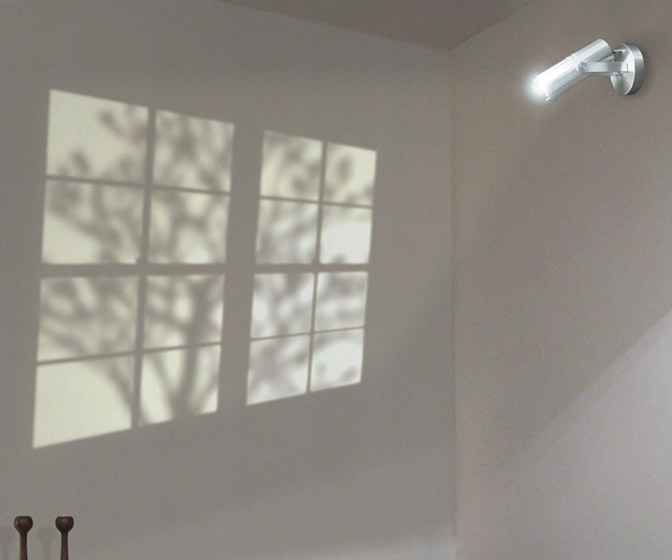 Reveal - Sunlight Through a Window Projection Light