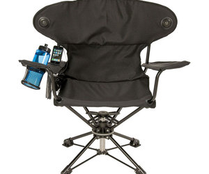 rEvolve Chair - Swiveling Portable Chair With Speakers