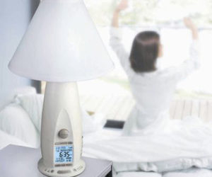 Verilux Rise and Shine - Alarm Clock Lamp