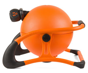 RoboReel - World's First Portable, Motor-Driven Extension Cord Reel
